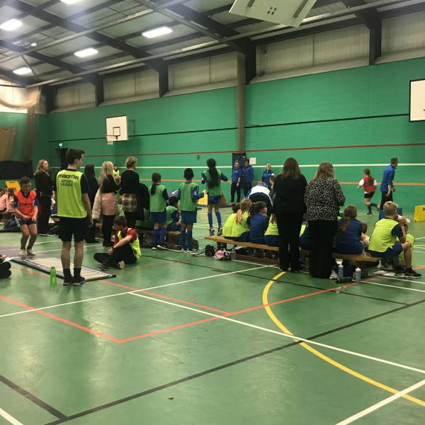Y5&6 Sports Hall Athletics Qualifiers 2018