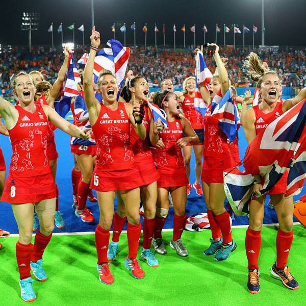 Rio 2016 - Womens Hockey