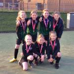 Girls Football League Champions