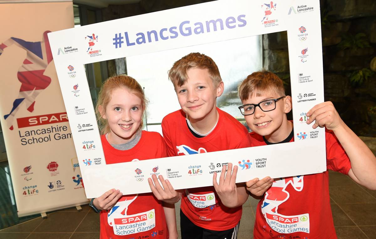 School Games Launch 2020